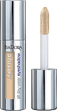 Parfums et Produits cosmétiques Fard à paupières crémeux - IsaDora Active All Day Wear Eyeshadow