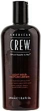 Parfums et Produits cosmétiques Crème coiffante fixation souple - American Crew Classic Light Hold Texture Lotion