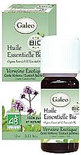 Parfums et Produits cosmétiques Huile essentielle bio de verveine exotique - Galeo Organic Essential Oil Exotic Verbena