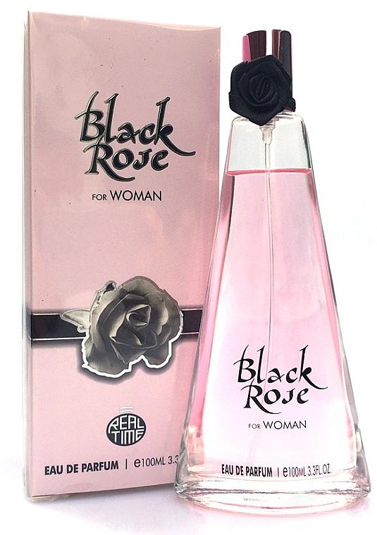 Real Time Black Rose - Eau de Parfum — Photo N1