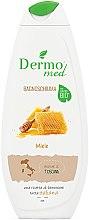 Parfums et Produits cosmétiques Bain moussant au miel - Dermomed Bath Foam
