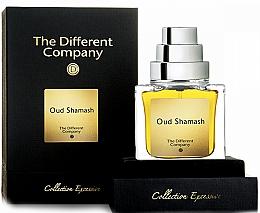 Parfums et Produits cosmétiques The Different Company Oud Shamash - Eau de Parfum