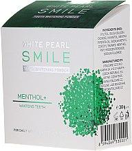Parfums et Produits cosmétiques Poudre dentaire blanchissante au menthol - VitalCare White Pearl Smile Tooth Whitening Powder Menthol+