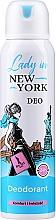 Parfums et Produits cosmétiques Déodorant spray parfumé - Lady In New York Deodorant