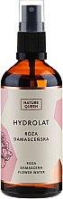 Parfums et Produits cosmétiques Hydrolat à la rose de Damas - Nature Queen