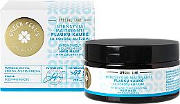 Parfums et Produits cosmétiques Masque à l'huile de noix de coco pour cheveux - Green Feel's Hair Mask Intensively Nourishing