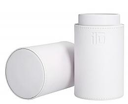 Parfums et Produits cosmétiques Étui rond à pinceaux maquillage, blanc - Ilu White Brush Tube
