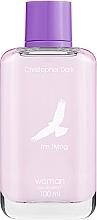 Parfums et Produits cosmétiques Christopher Dark I'm flying women - Eau de Parfum