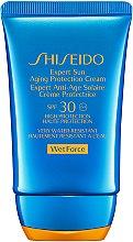 Parfums et Produits cosmétiques Crème solaire waterproof pour visage - Shiseido Expert Sun Aging Protection Cream SPF30