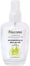 Parfums et Produits cosmétiques Spray antibactérien à l'aloe vera pour mains - Nacomi Antibacterial Liquid Hand Sanitizer