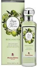 Parfums et Produits cosmétiques Alvarez Gomez Agua Fresca De Flores Bergamota - Eau de fleur fraîche