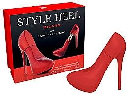 Parfums et Produits cosmétiques Jean-Pierre Sand Style Heel Milano - Eau de Parfum