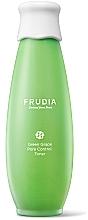 Parfums et Produits cosmétiques Lotion tonique séborégulatrice à l'extrait de raisin pour visage - Frudia Pore Control Green Grape Toner