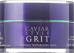 Parfums et Produits cosmétiques Pâte texturisante flexible au caviar noir - Alterna Caviar Style Grit Flexible Texturizing Paste