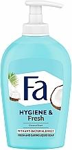 Parfums et Produits cosmétiques Savon liquide à l'eau de coco - Fa Coconut Water Soap