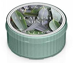 Parfums et Produits cosmétiques Bougie chauffe-plat - Kringle Candle Daylight Eucalyptus Mint