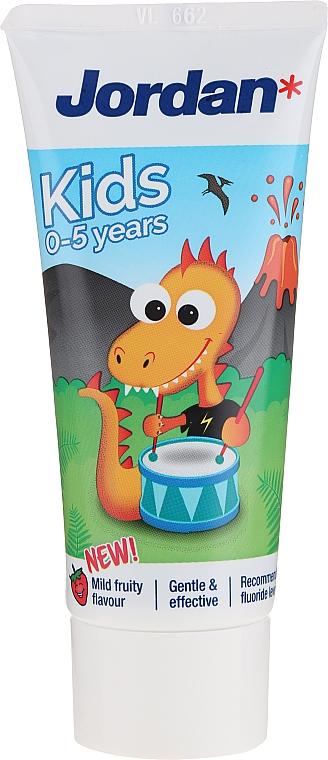 Dentifrice pour enfants, Dragon - Jordan Kids Toothpaste — Photo N1