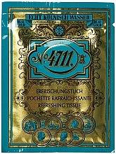Parfums et Produits cosmétiques Maurer & Wirtz 4711 Original Eau de Cologne - Lingettes rafraîchissantes parfumées