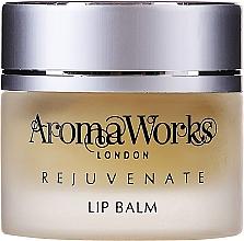 Parfums et Produits cosmétiques Baume à lèvres - AromaWorks Rejuvenate Lip Balm