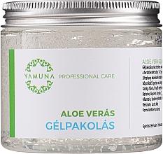 Parfums et Produits cosmétiques Masque-gel à l'aloe vera pour corps - Yamuna Aloe Vera Gel Mask
