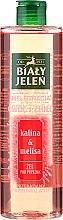Parfums et Produits cosmétiques Gel douche aux fruits et aux herbes blancs Kalina et Melisa - Bialy Jelen