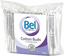 Parfums et Produits cosmétiques Coton-tiges avec microfibre,160 pcs - Bel Cotton Buds