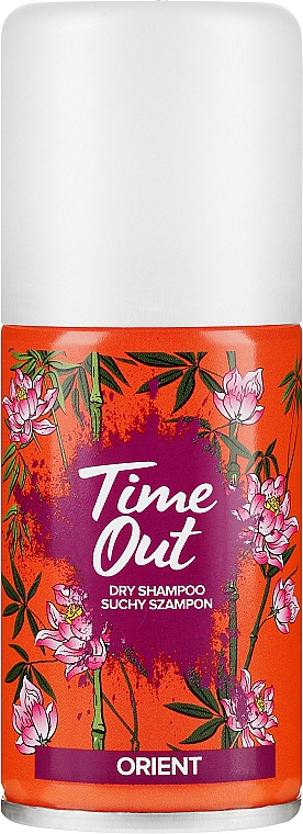 Shampooing sec, Orient - Time Out Dry Shampoo Orient