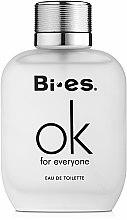 Parfums et Produits cosmétiques Bi-Es Ok For Everyone - Eau de Toilette