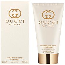 Parfums et Produits cosmétiques Gucci Guilty - Lotion corporelle parfumée
