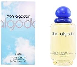 Parfums et Produits cosmétiques Don Algodon Mujer - Eau de Toilette