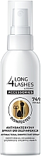 Parfums et Produits cosmétiques Spray désinfectant pour accessoires cosmétiques - Long4Lashes Antibacterial Disinfected Accessories Spray 74% Alcohol