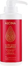 Parfums et Produits cosmétiques Shampooing nourrissant - Alcina Nutri Shine Oil Shampoo