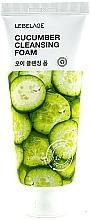 Parfums et Produits cosmétiques Mousse nettoyante pour visage, Concombre - Lebelage Cucumber Cleansing Foam