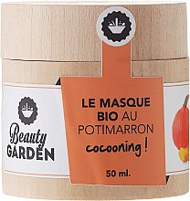 Parfums et Produits cosmétiques Masque bio au potimarron pour visage - Beauty Garden Pumpkin Face Mask