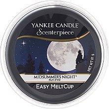 Parfums et Produits cosmétiques Cire parfumée Nuit d'été - Yankee Candle Midsummer Night Scenterpiece Melt Cup