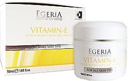 Parfums et Produits cosmétiques Crème à la vitamine E pour visage - Egeria Vitamin-E Moisturizing Skincare Cream