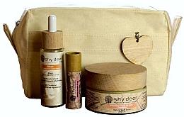 Parfums et Produits cosmétiques Coffret cadeau - Shy Deer Zero Waste Set (elixir/30ml+body/butter/100ml+lip/butter/12ml+bag)
