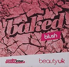 Parfums et Produits cosmétiques Blush - Beauty UK Cosmetics Baked Blusher