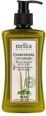 Après-shampooing anti-chute au beurre de karité - Melica Organic Anti-Hair Loss Conditioner