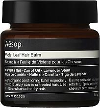 Parfums et Produits cosmétiques Baume coiffant au beurre de karité pour cheveux - Aesop Violet Leaf Hair Balm