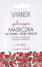 Parfums et Produits cosmétiques Masque pour visage, cou et décolleté - Vianek