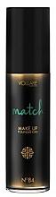 Parfums et Produits cosmétiques Fond de teint - Vollare Match Make-up Foundation