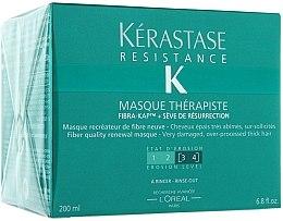 Parfums et Produits cosmétiques Masque aux acides aminés pour cheveux - Kerastase Resistance Therapist Renewal Mask