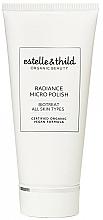 Parfums et Produits cosmétiques Exfoliant éclaircissant au jus d'aloe vera pour visage - Estelle & Thild Biotreat Radiance Micro Polish