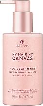Parfums et Produits cosmétiques Nettoyant exfoliant à l'extrait d'écorce de citron pour cuir chevelu - Alterna My Hair My Canvas New Beginnings Exfoliating Cleanser