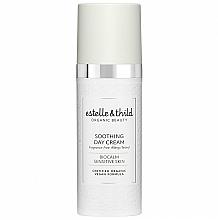 Parfums et Produits cosmétiques Crème de jour hydratante à l'extrait de sureau noir - Estelle & Thild BioCalm Soothing Day Cream