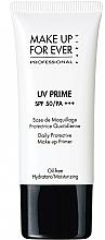 Parfums et Produits cosmétiques Base de teint - Make Up For Ever UV Prime SPF 50/PA Daily Protective Make-up Primer