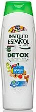 Parfums et Produits cosmétiques Shampooing détox - Instituto Espanol Detox Shampoo