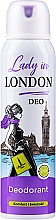 Parfums et Produits cosmétiques Déodorant spray - Lady In London Deodorant