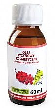 Parfums et Produits cosmétiques Huile de ricin cosmétique pour visage, corps et cheveux - Efas Castor Seed Oil
